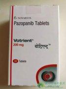 晚期肾细胞癌患者要阅读帕唑帕尼(pazopatinib)/维全特说明书