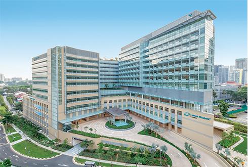 新加坡伊丽莎白诺维娜医院