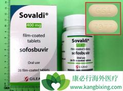 索非布韦(Sovaldi)联合达拉他韦对不能进行基因检测患者是很好治疗方案