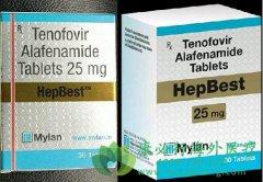 抗乙肝病毒药物替诺福韦二代(TAF)哪些优势其它…