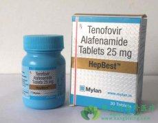 韦立得/替诺福韦艾拉酚胺(TAF)是目前最好的乙肝…