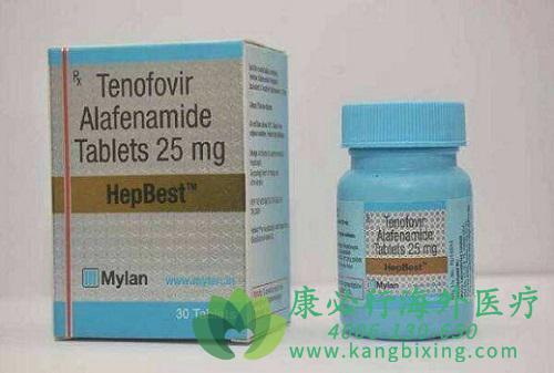全球乙肝患者追逐的药物韦立得/TAF /vemlidy达到临床治愈