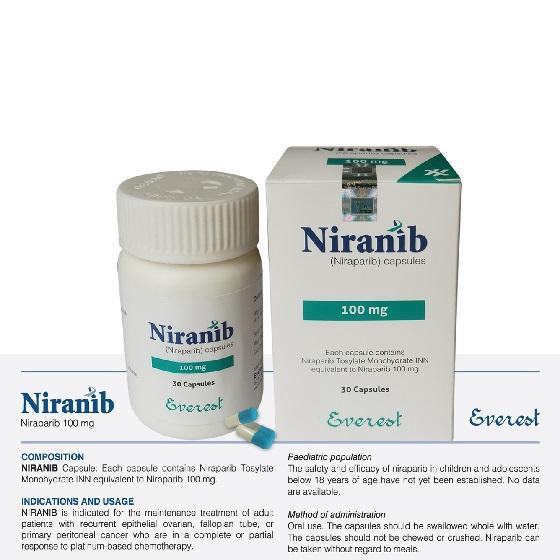 尼拉帕尼(Niraparib)